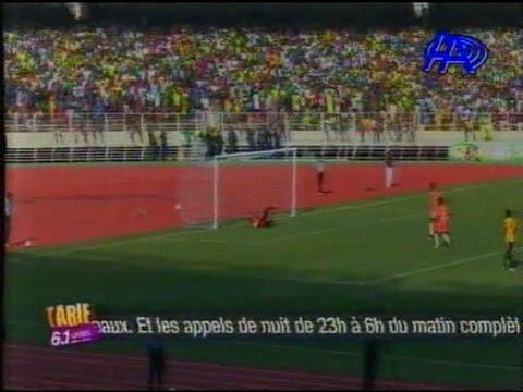 1er BUT de ETEKIAMA de V.CLUB  vs FC RENAISSANCE