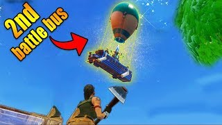 2nd BATTLE BUS GLITCH | Fortnite Wins & Fails, Funny moments, Thug life Compilation Ep.3