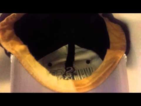 Sweatband bleaching on any hat