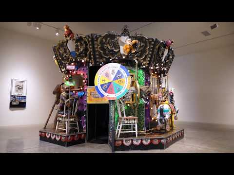 "Nancy Reddin Kienholz: The Making of ""The Merry-Go-World"" (2019)"