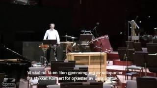 Trommer.no besøker Oslo Filharmonien