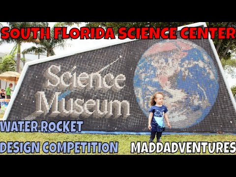 South Florida Science Center and Aquarium -MaddAdventures