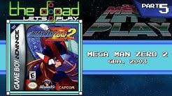 """An Effeminate German Robot Soldier"" - PART 5 - Mega Man Zero 2"