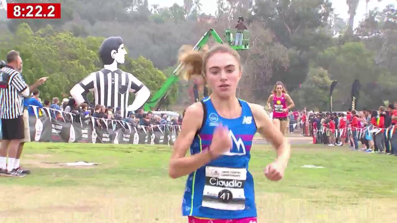 75ebac8705afb 2016 Foot Locker CC Girls Race - YouTube