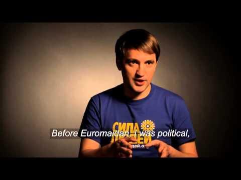 From Protest to Politics - Honoring Ukraine's New Democrats