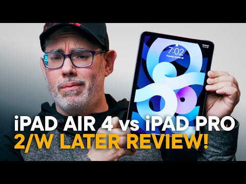 iPad Air 4 Review — Two Weeks Later!