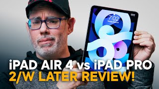 iPad Air 4 Review - Two Weeks Later!