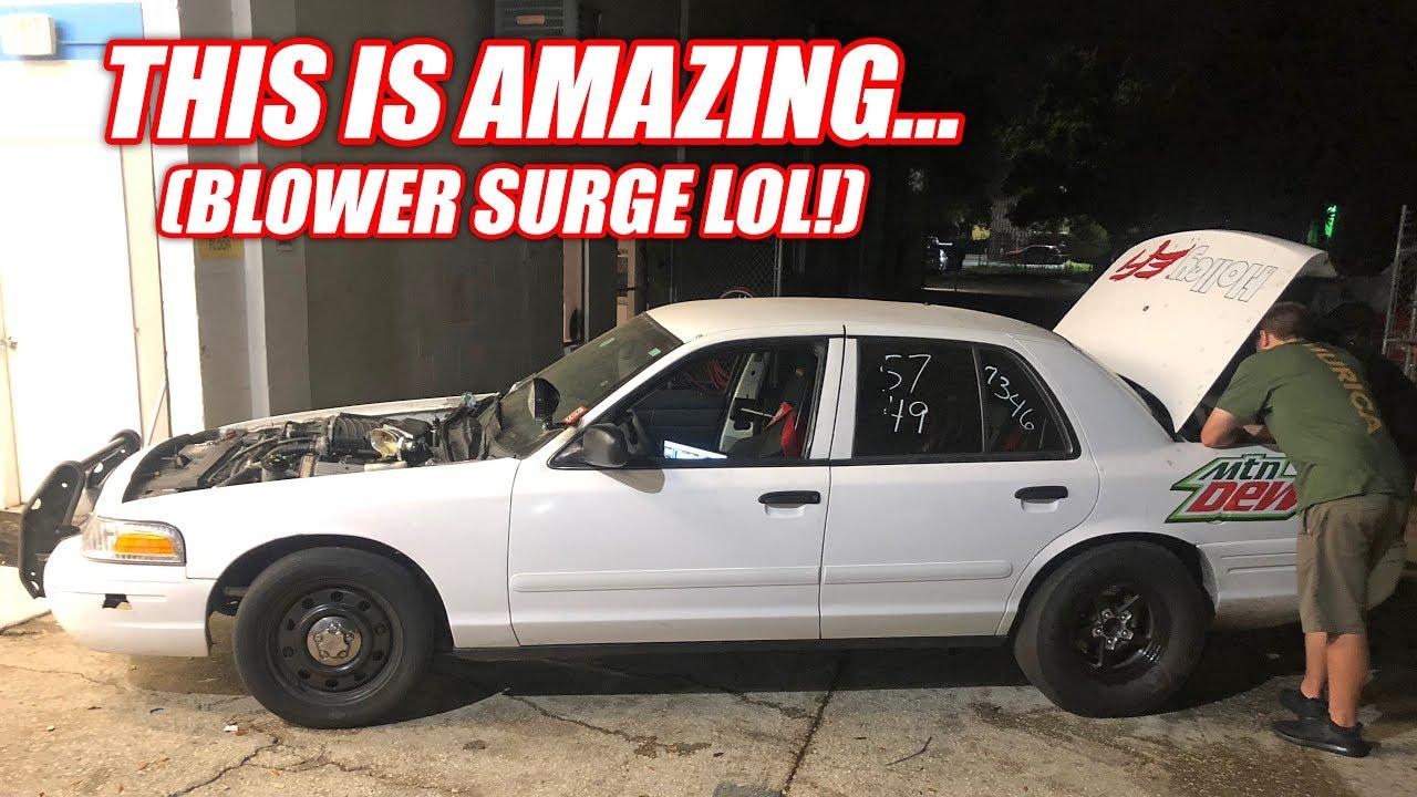 Policajný Ford dostal pod kapotu 1 000 koní: Čo dokáže?