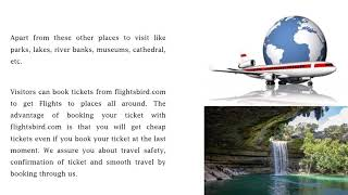 Why do you need to book your Flight to Austin from Flightsbird