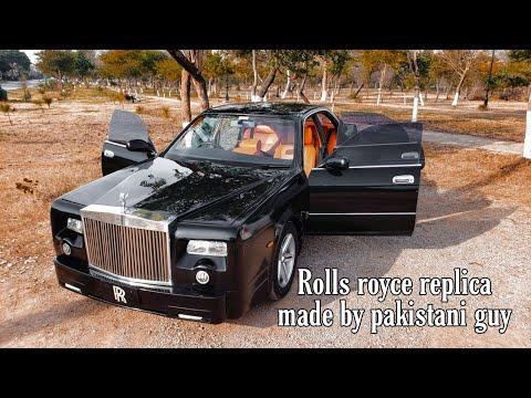 Rolls Royce Phantom Replica Made In Pakistan Full Detailed Review