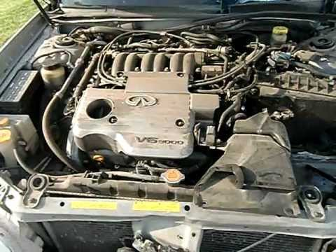 2000 infiniti i30 engine 3732 youtube rh youtube com