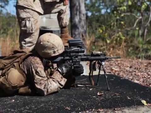 U.S. Marines in Darwin, Australia - Squad Competition