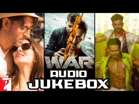 war-full-song-audio-jukebox-|-hrithik,-tiger,-vaani-|-vishal-and-shekhar-|-sanchit-&-ankit-|-kumaar
