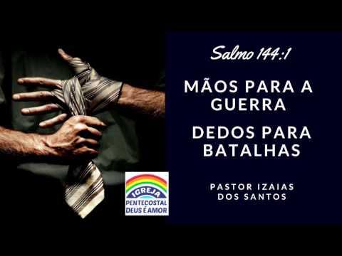 Libertação de mãos amarradas -  Milagre, Revelacao, ORAÇÃO e Ensinamento [Pastor Izaias dos Santos]