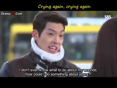 The Heirs ost- CRYING AGAIN with English lyrics