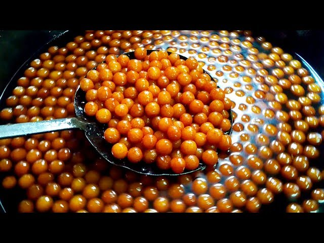 Grape Khoya Gulab Jamun With Chenna - Gulab Jamun Sweet Recipe - Indian Sweets Making Video 2018