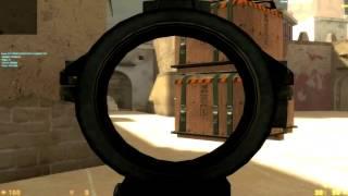 Counter-Strike 1.6 CS GO style DE_MIRAGE