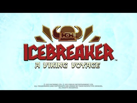 'Icebreaker: A Viking Voyage' is Rovio Publishing's First Game