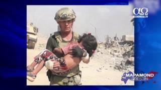 Interviu cu Dave Eubank, soldatul american care a salvat viata unei fetite irakiene