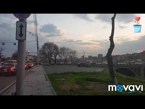 Прогулка по Еревану 05.04.2019/коньячный завод Арарат/боюсь высоты