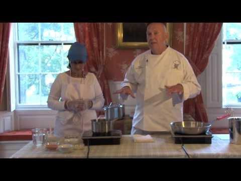 Cooking Ethiopian Cuisine with owner Ellena Haile