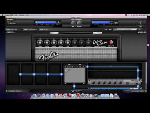 Mustang Fender® FUSE Upload Preset