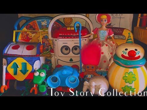 My Toy Story Collection 2019 Youtube