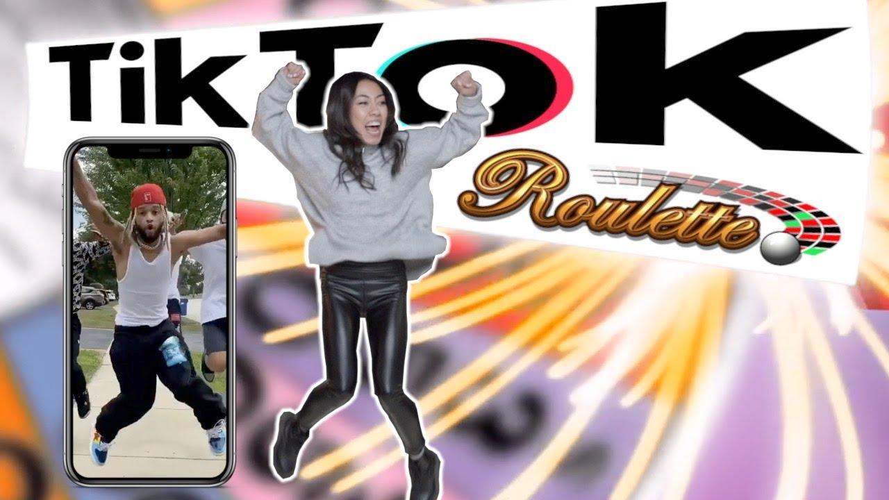 TIKTOK ROULETTE || Dance Challenge