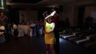 танец на свадьбе 2015