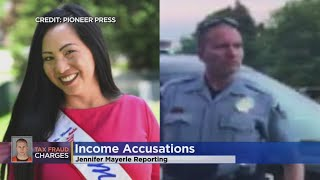 Ex-MPD Officer Derek Chauvin, Wife Charged With Tax Crimes