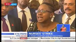 National Assembly Committee on Health wants Governors to end Nurses strike