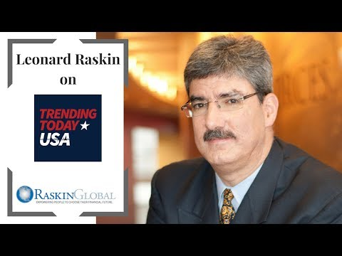 Dow closing in on 20,000 | Leonard Raskin discusses live on national radio