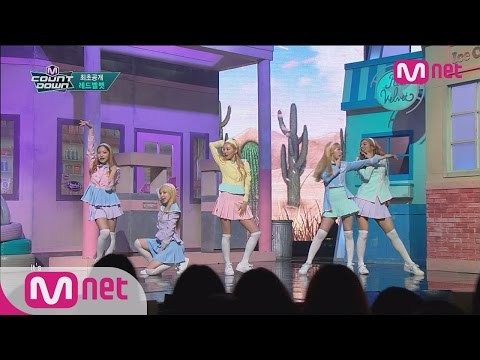 First Release! Red Velvet's Comeback! Mysterious or Lovely! [M COUNTDOWN] EP.416