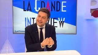 Revivez La Grande Interview vidéo du maire de Marseille Benoît Payan