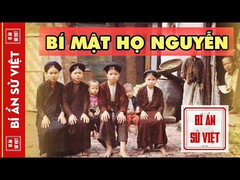Tại Sao 40% Người Việt Mang Họ Nguyễn?   Nguồn Gốc Và Lý Do Họ Nguyễn Áp Đảo Ở Việt Nam   BASV