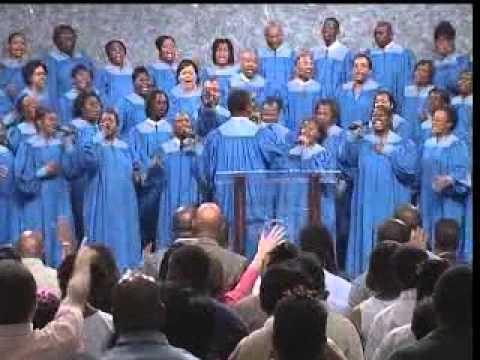 """El Shaddai"" featuring the Faith Christian Center Mass Choir - Kenneth Reese"