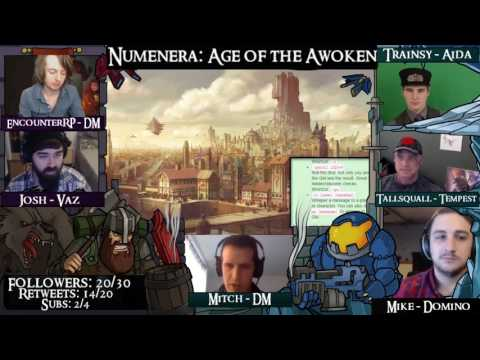 (Numenera) Age of the Awoken: The Finale!