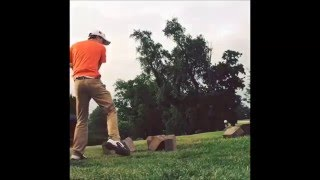 Trickshotter of the Year 2015 - 3rd Place - Michael Ortt II Golf Gods