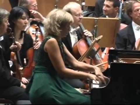 Liszt: Piano Concerto n. 2- Enrica Ciccarelli- Part 2