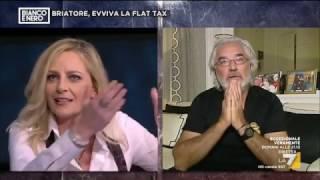 Flavio Briatore Vs Luisella Costamagna: può Alzar