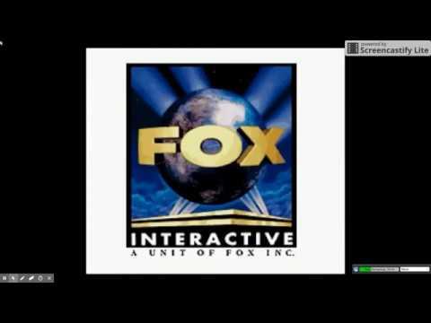 Fox Interactive Logo History