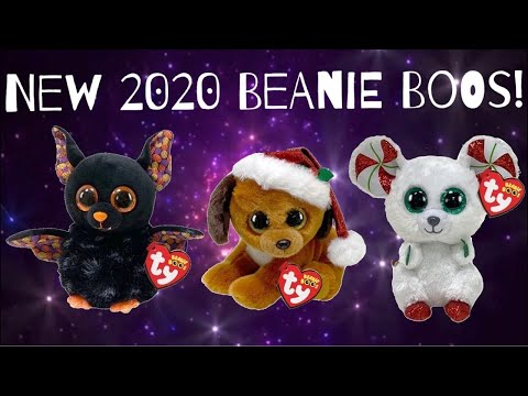 Ty Halloween 2020 New 2020 Beanie Boos for Halloween and Christmas   YouTube