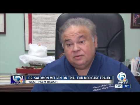 Dr. Salomon Melgen on trial for Medicare fraud