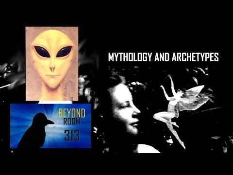 Fairies, Aliens And Demons - Common Evolving Archetypes | Thomas Sheridan |