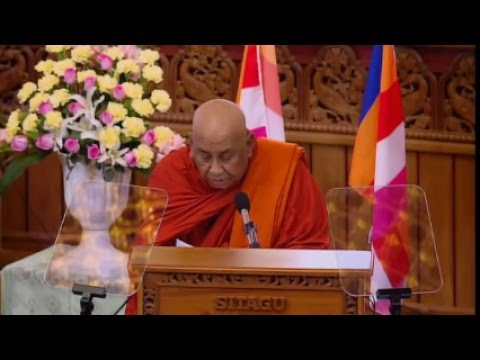 The World Buddhist Peace Conference (Day One) Part 2