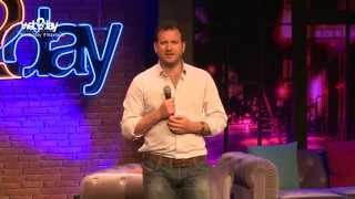 What makes startup hubs successful - Eze Vidra (Google) - Web2day 2014