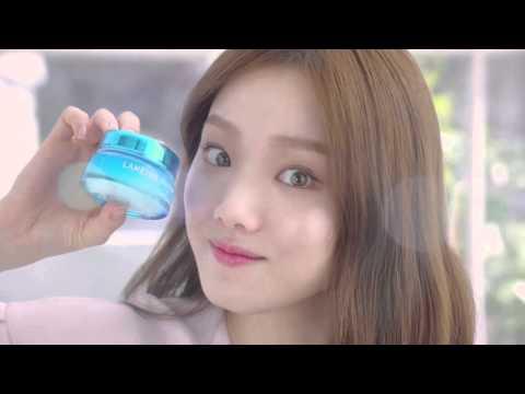 Lee Sung Kyung 이성경(李聖經)LANEIGE 2016 waterbank保湿乳液 CF