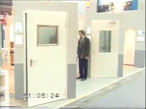 Двери НПО Пульс EI 60 Противопожарные двери и ворота