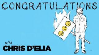 Congratulations Podcast w/ Chris D'Elia | EP25 - The Story of OJ
