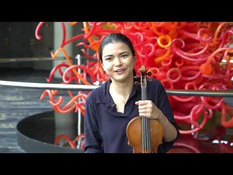 Violinist Karen Gomyo on the Tchaikovsky Violin Concerto